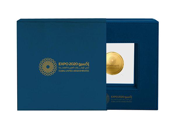 Expo Coin Sleev